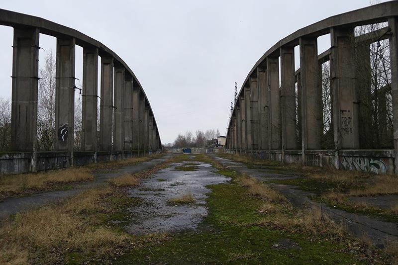 Арки Володарского моста. Фото: club.silver-ring.ru