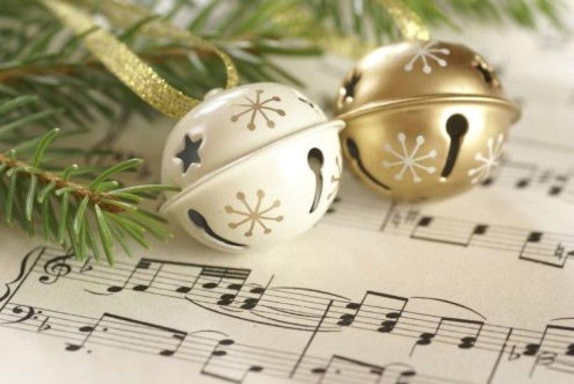 Новогодние открытки музыкой, днем автомобилиста