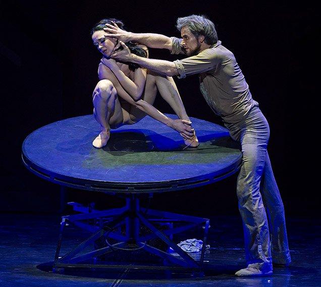 спектакль «Роден», источник фото: eifmanballet.ru