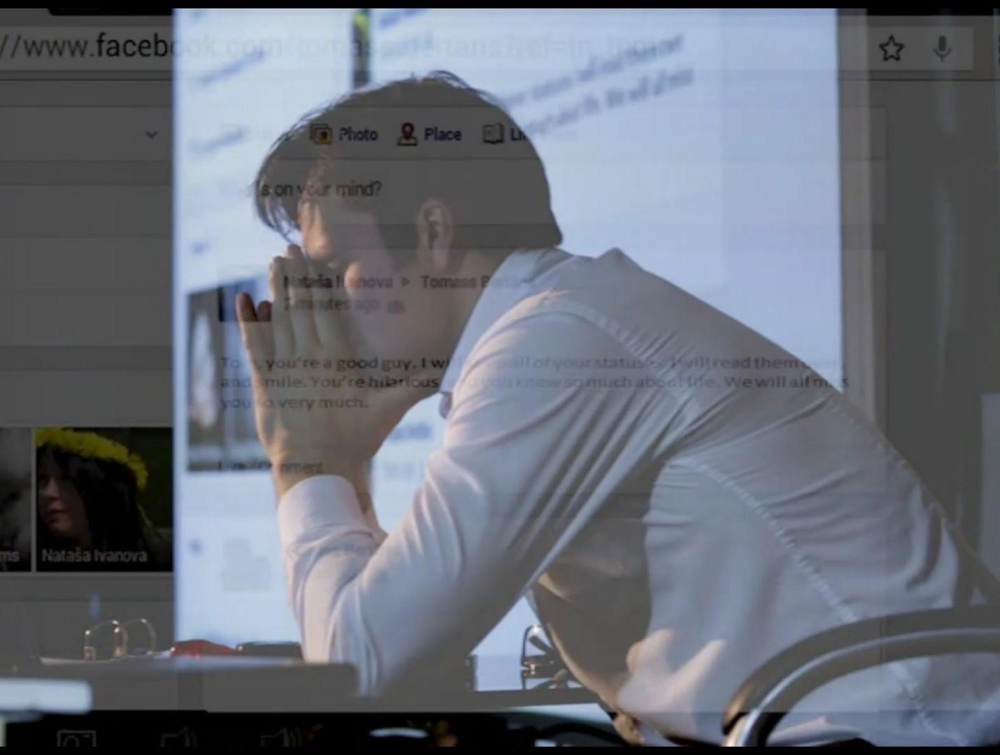 Спектакль «Facebook.Life», источник фото: topdialog.ru