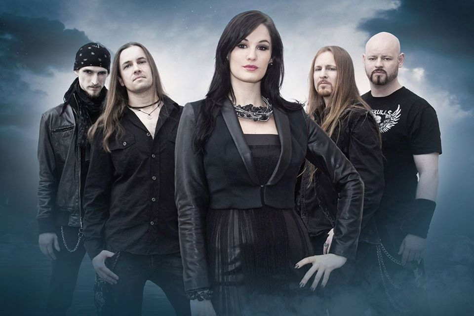 группа «Xandria», источник фото: metal-archives.com
