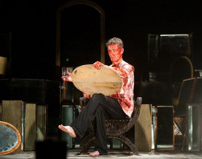 Спектакль «Макбет. Кино», источник фото: vk.com