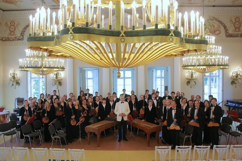 Андреевский оркестр, источник фото: belcanto.ru