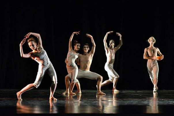 балет «Многогранность. Формы тишины и пустоты», источник фото: vrn-uk.ru