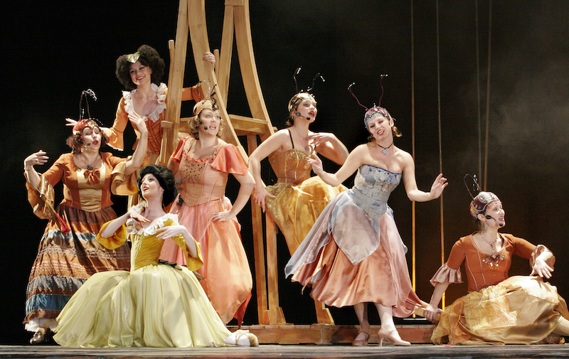 мюзикл «Король-олень», источник фото: teatrkarambol.ru
