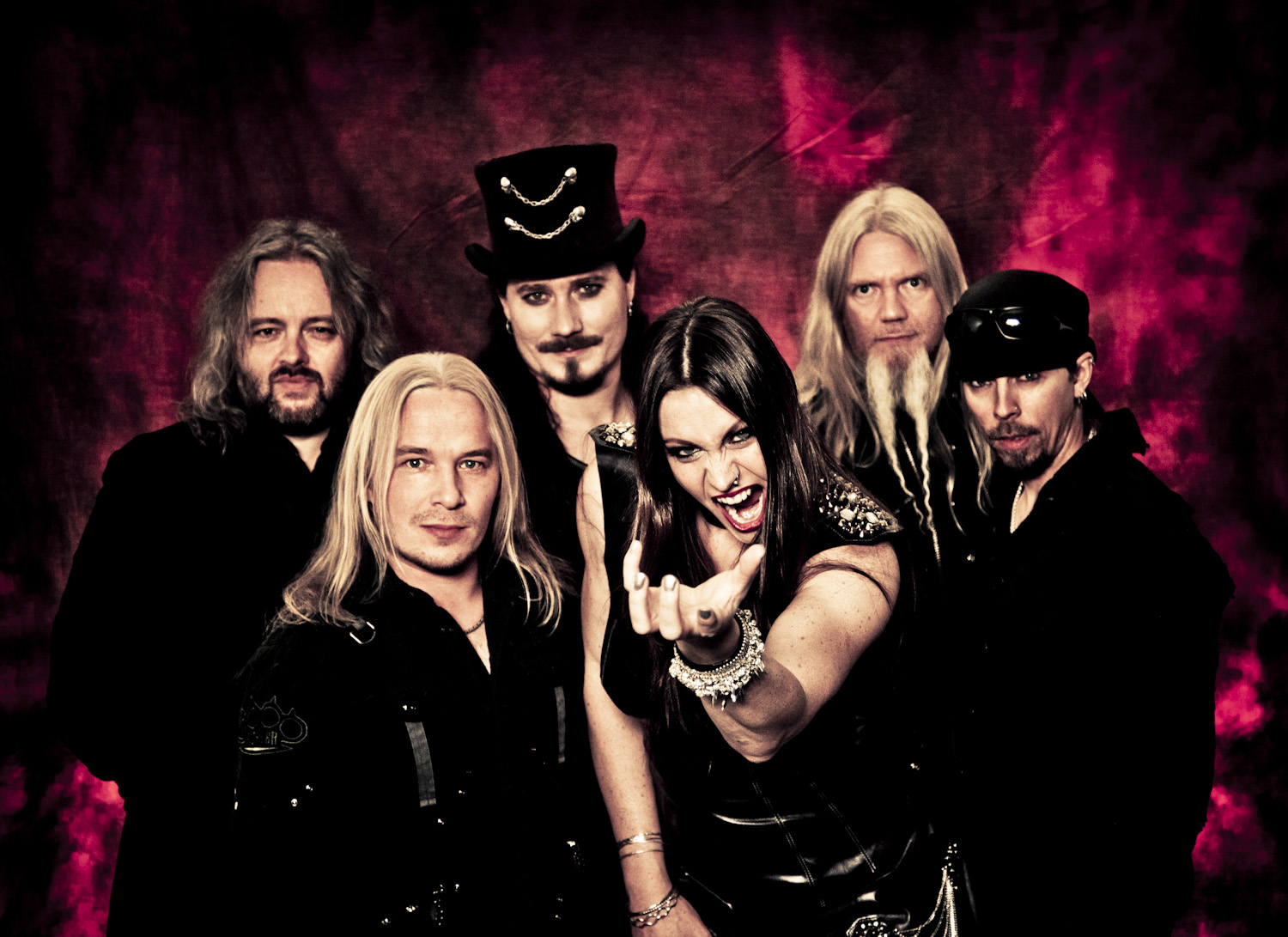 Nightwish, источник фото: nightwish-club.ru