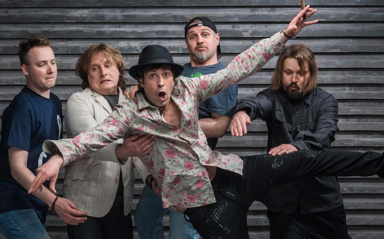 группа «Ногу Свело!», источник фото: velvet-media.ru