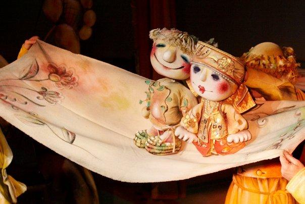 Спектакль «Сказка об Иване-Лентяе», источник фото: vk.com
