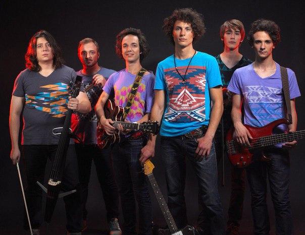 """рок-группа """"Сниму в кино"""", источник фото: vk.com"""