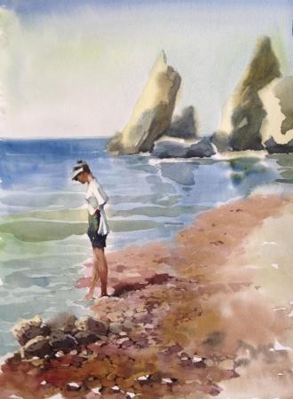 Андрей Есионов. Новая Афродита. 2012, источник фото: http://su0.ru/M3B1