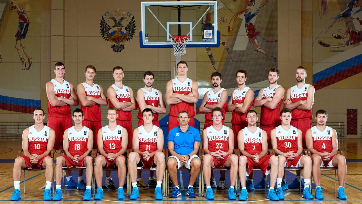 Баскетбольная сборная, источник фото: http://www.russiabasket.ru