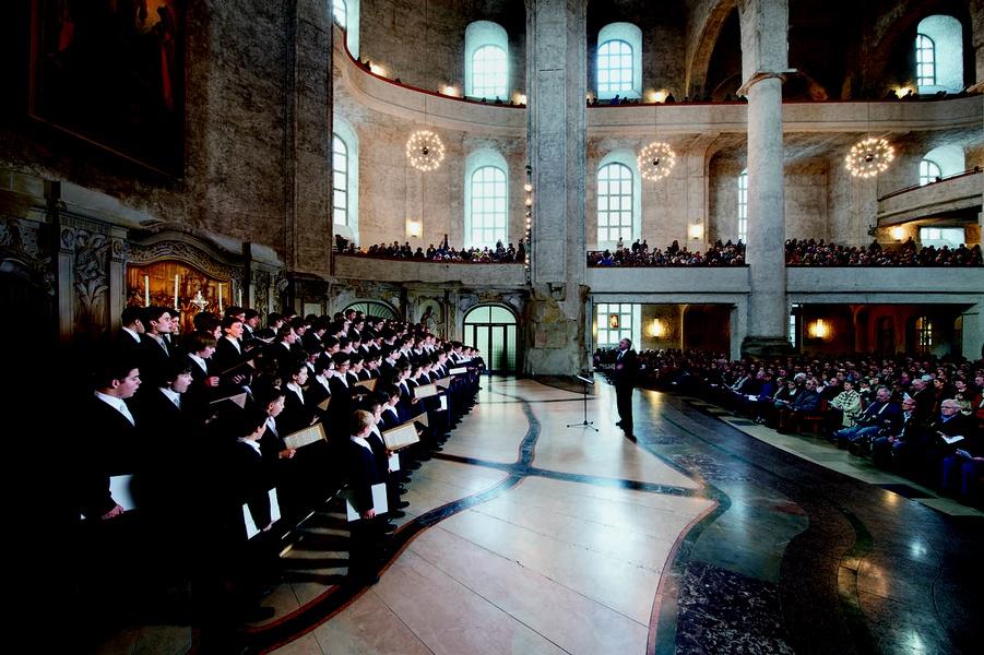 Дрезденский хор мальчиков «Кройцкор», источник фото: http://www.germany.travel
