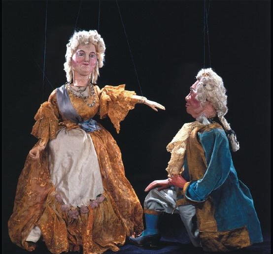 """Экскурсия """"Путешествие в волшебную страну кукол"""", источник фото: http://www.demmeni.ru"""