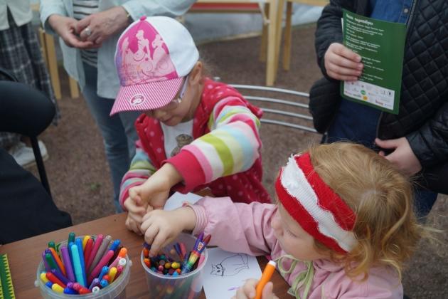 Праздник «Музеи – детям. Играй в искусство», источник фото: http://www.rusmuseum.ru