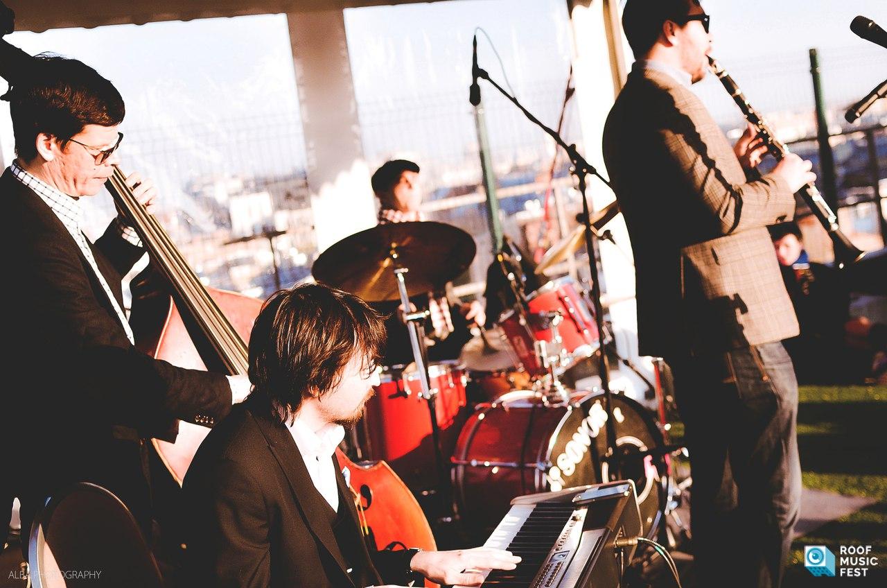 Джаз на крыше | Roof Music Fest - 9 сентября, источник фото vk.com