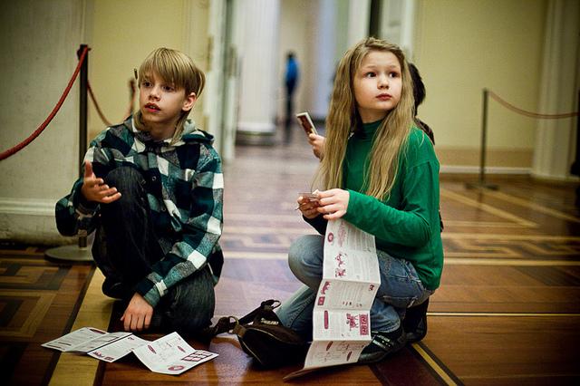 """XII фестиваль """"Детские дни в Петербурге"""", источник фото: http://www.museum12345.ru"""