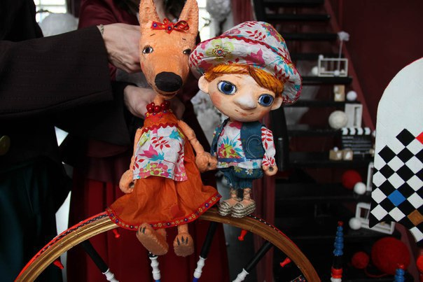 Санкт-Петербургский Музей Кукол, источник фото: https://vk.com/museum_dolls