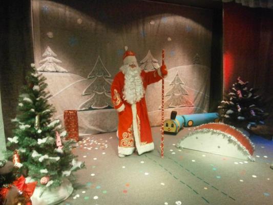 """Новогодние представления в Театре-студии """"НЕ-КАБУКИ"""", источник фото: https://vk.com/club2402106"""