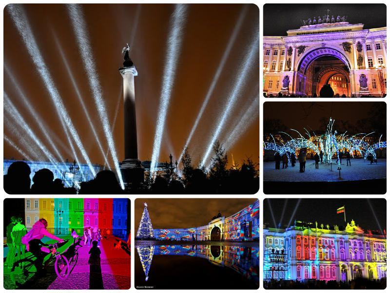 Лазерное шоу на Дворцовой площади 2017, источник фото: http://god2017.su/lazernoe-shou-na-dvorcovoj-ploshhadi-2017/