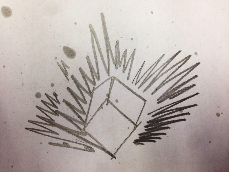 Петр Белый. Взрыв куба, источник фото: http://www.p-10.ru/kopiya-muzy