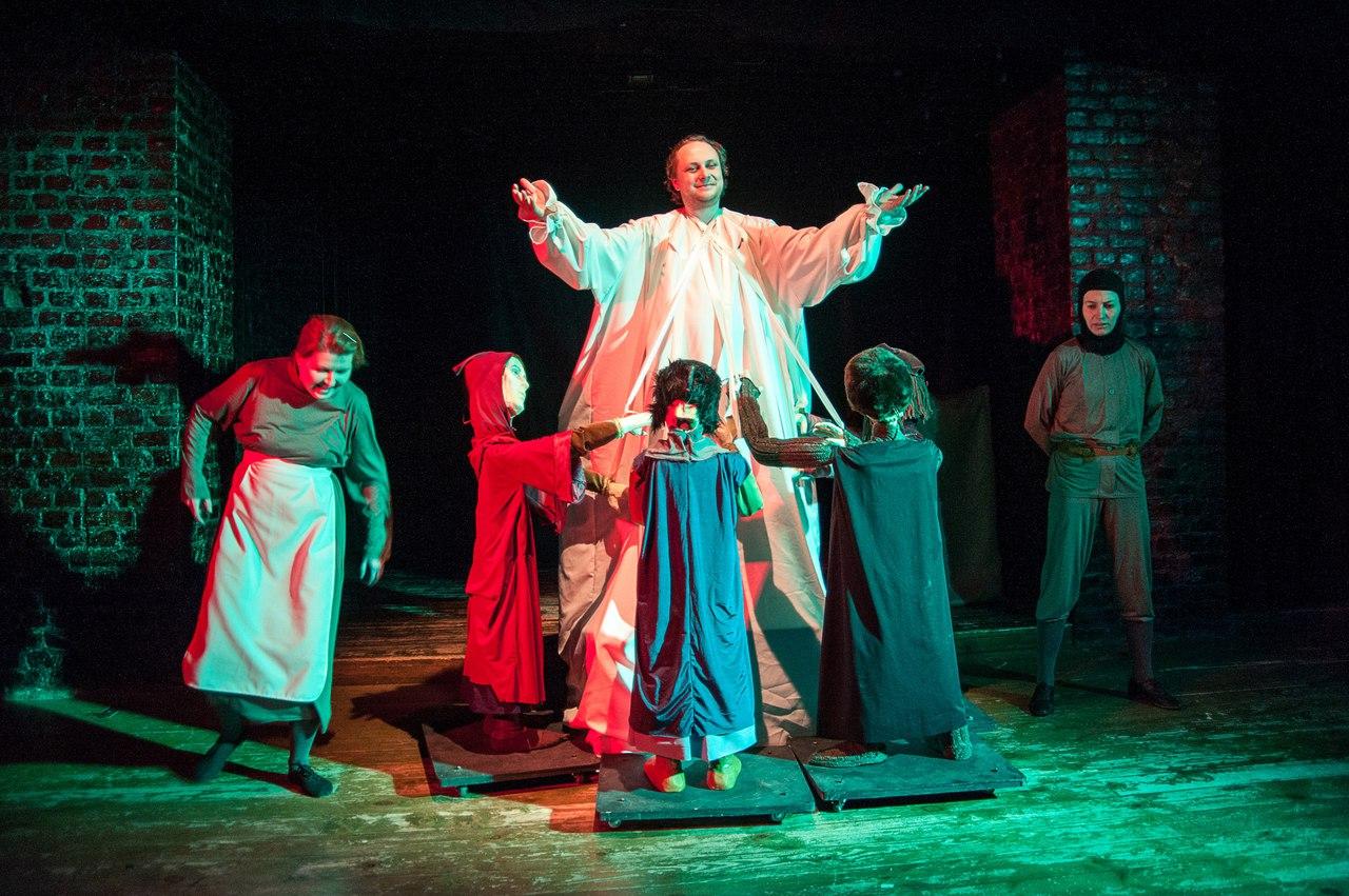 "Спектакль ""Джек Фальстаф"" (Уильям Шекспир), источник фото: https://vk.com/teatrlabor?w=wall-258537_601%2Fall"