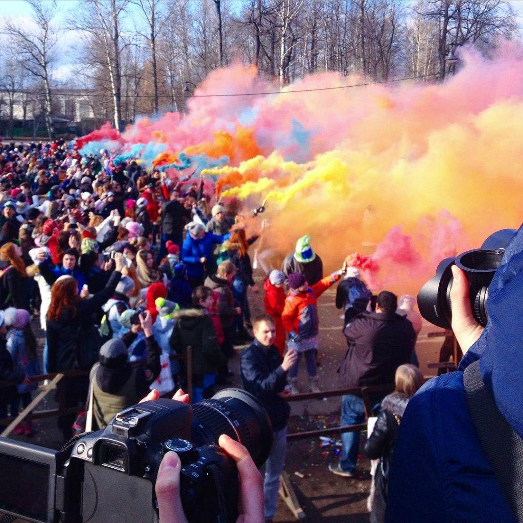 Праздник Счастья в Парке Сказок, источник фото: https://vk.com/event54161856