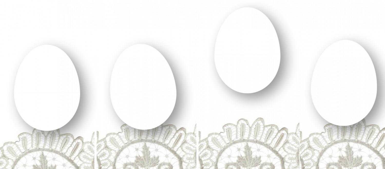 """Галерея  Navicula Artis. Пасхальный проект """"Белым по белому и белым по красному"""". Коллективная выставка, источник фото: http://www.p-10.ru"""