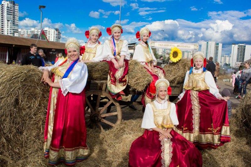 """Городской фестиваль """"Славянская ярмарка"""", источник фото: https://vk.com/slavyarmarka"""