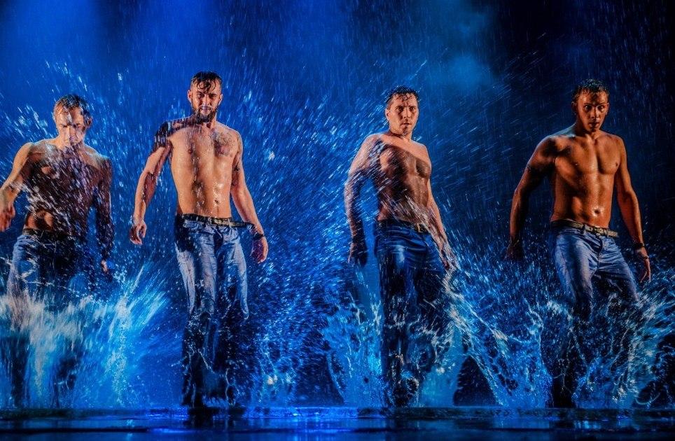 Санкт-Петербургский театр танца ИСКУШЕНИЕ, фото из ВК Автор: Рустам Надыршин