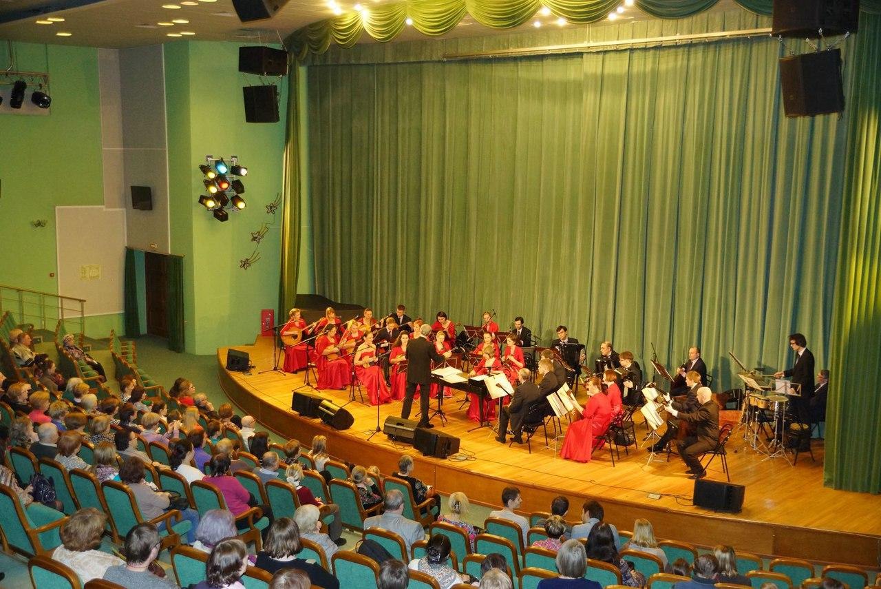 Государственный Русский Концертный Оркестр, источник фото: https://vk.com/grkospb