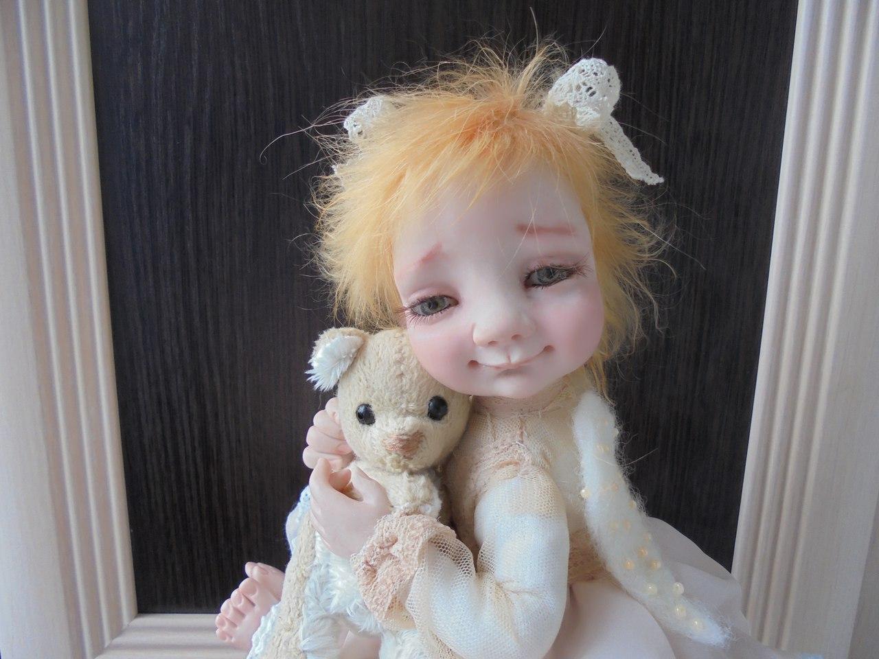 Куклы Ирины Медянцевой, источник фото: https://vk.com/id164508402