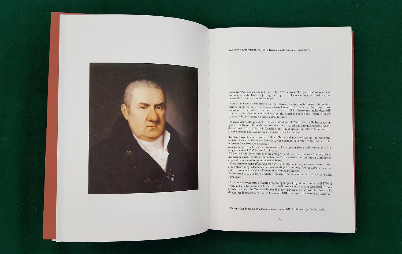 Signor Giacomo Riveritissimo: quarantotto lettere a Giacomo Quarenghi conservate nella Biblioteca nazionale Russia di San Pietroburgo (Bergamo, 2017)