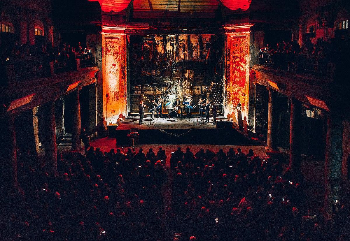 The Cello Quartet in Annenkirche