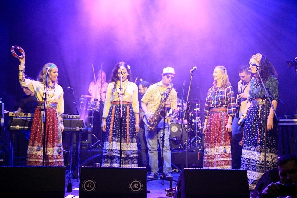 Кукушка. Фестиваль русской и финской культуры