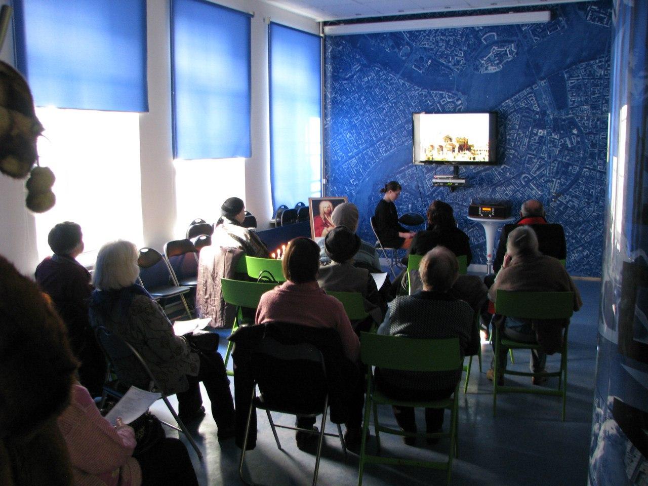 Медиатека Центра искусства и музыки библиотеки Маяковского, источник фото: https://vk.com/nbrod