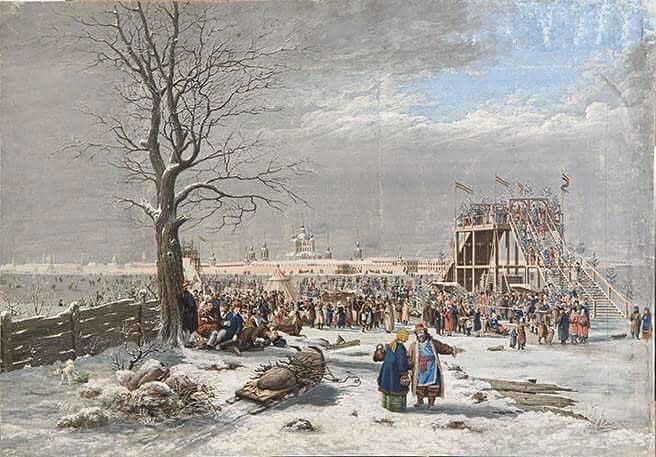 """Выставка """"Образы север"""", источник фото:facebook.com/spbmuseum/"""