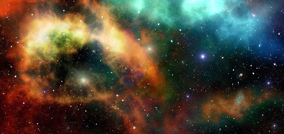 Космос. Фото из pixabay.com