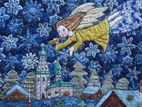 """Спектакль """"Рождество"""" от театра """"Картонный дом"""" (7+)"""