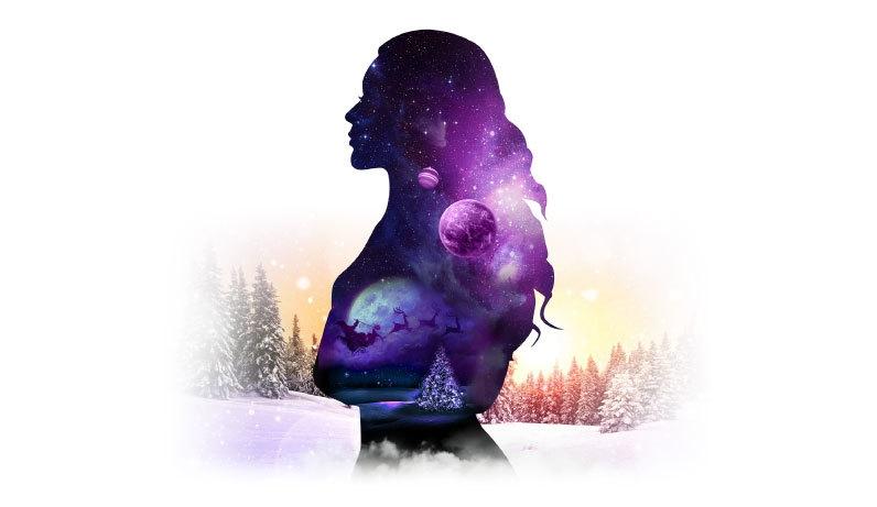 """Концерты """"Рождественская Классика в темноте"""" в Планетарии # 1"""