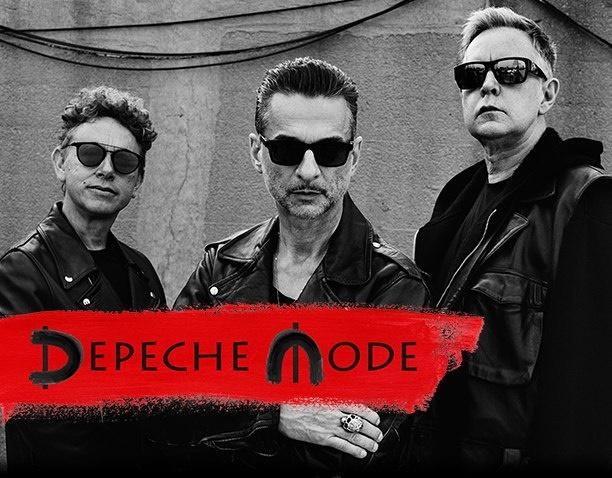Depeche Mode возвращаются в Санкт-Петербург в рамках мирового тура Global Spirit Tour