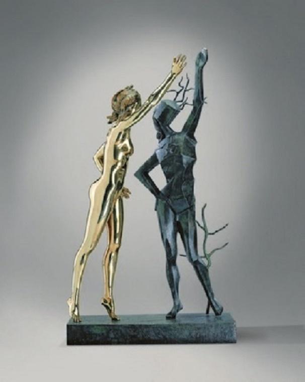 Прославление Терпсихоры © I.A.R. Art Resources Высота скульптуры: 187 см