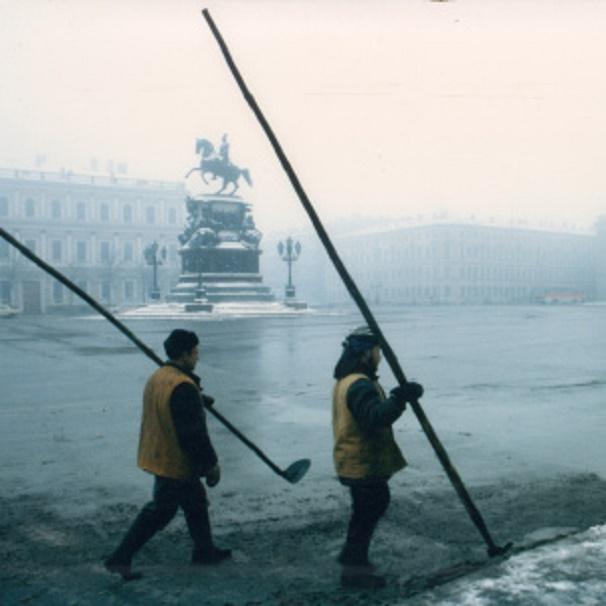 фотографии Валентина Барановского