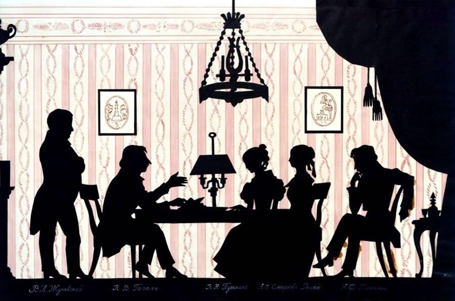 "Проект ""Мы проводили вечер на даче"". Источник фото:https://vk.com/museumpushkinspb Автор: Евгения Трибун"