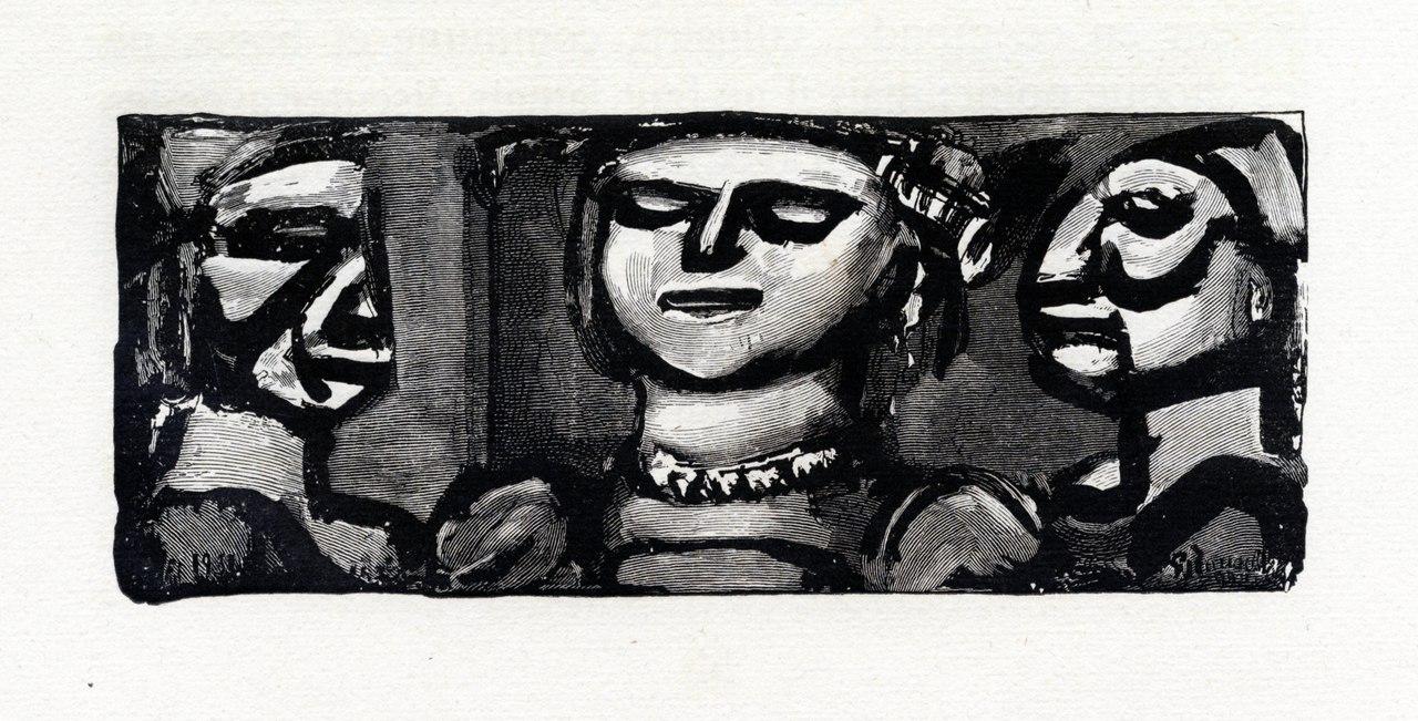 """Выставка """"Жорж Руо: страсти небесные и земные"""""""