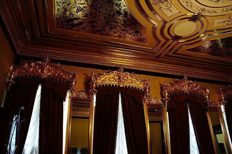 Дворец Шереметевых: набережная р. Фонтанки, 34. Автор фото: Автор фото: Moneycantbuy (Wikimedia Commons)
