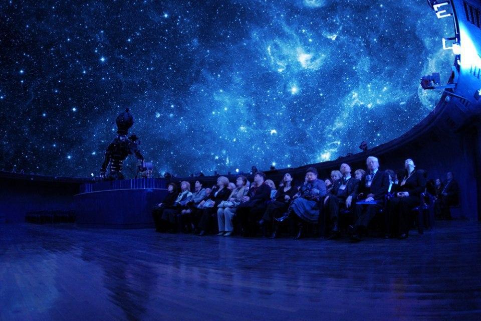 """Концерт """"Классика в планетарии"""": программа """"Прогулки по Луне"""""""
