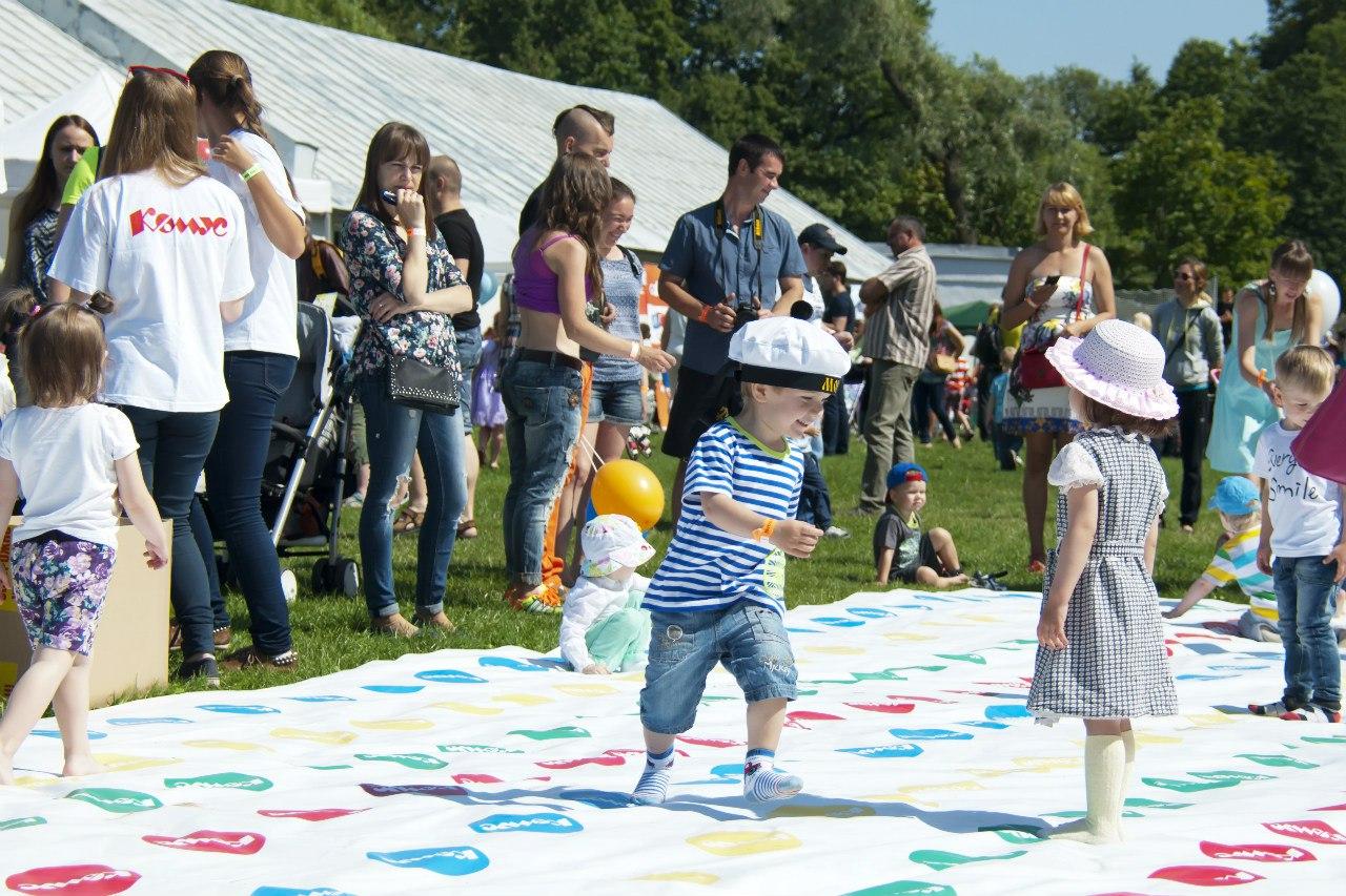 Крупнейший городской фестиваль для детей и их родителей — Metro Family Day