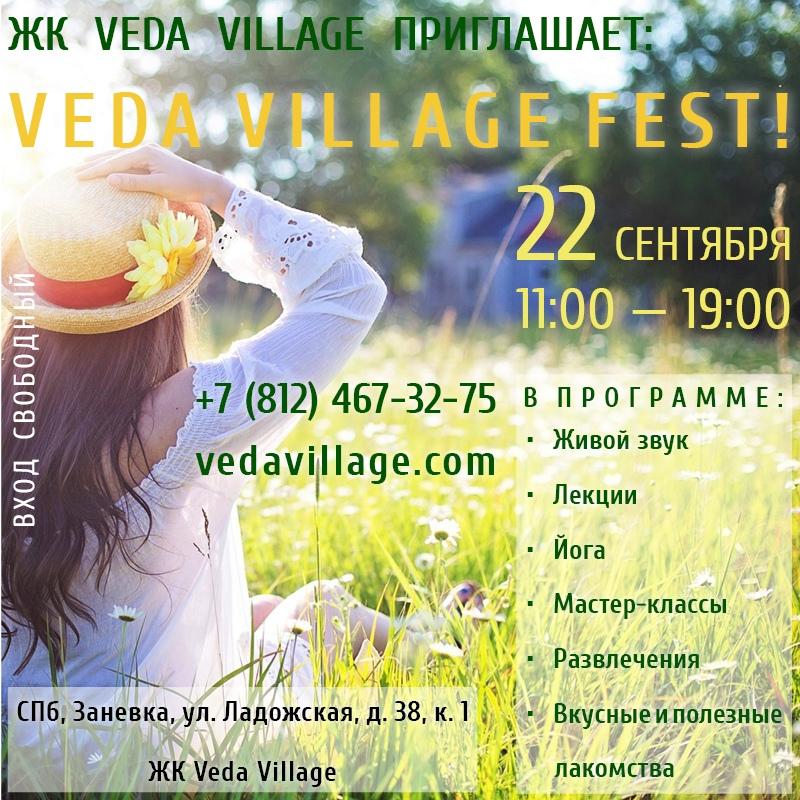Veda Village Fest