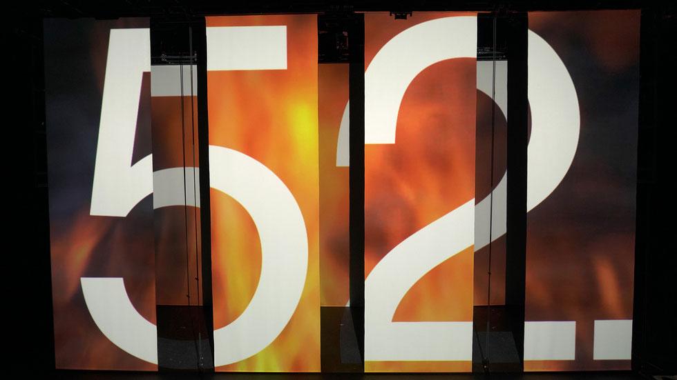 """Премьерные показы оперы """"52"""" по произведению Л. С. Рубинштейна """"Все дальше и дальше"""""""