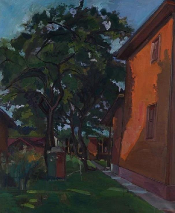 Выставка Заслуженного художника РФ — Андрея Дубова в Русском музее (Мраморный дворец)